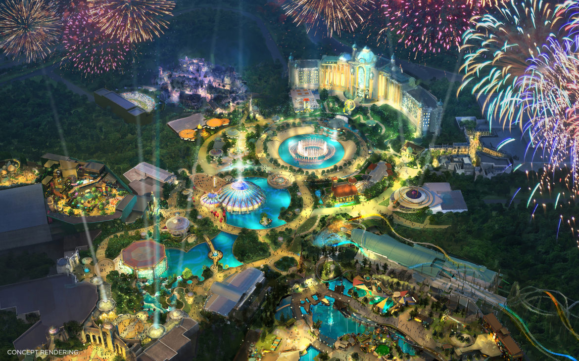 First Look at Universal's Epic Universe – Universal Orlando Resort's Fourth Theme Park