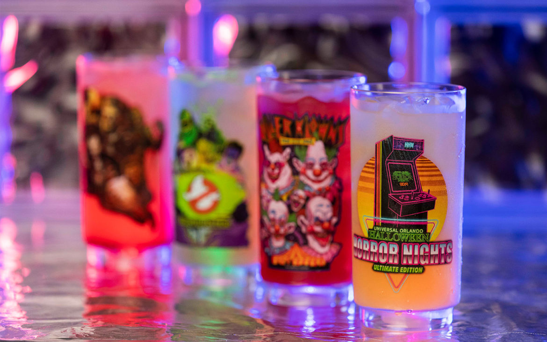 Halloween Horror Nights Signature Drinks