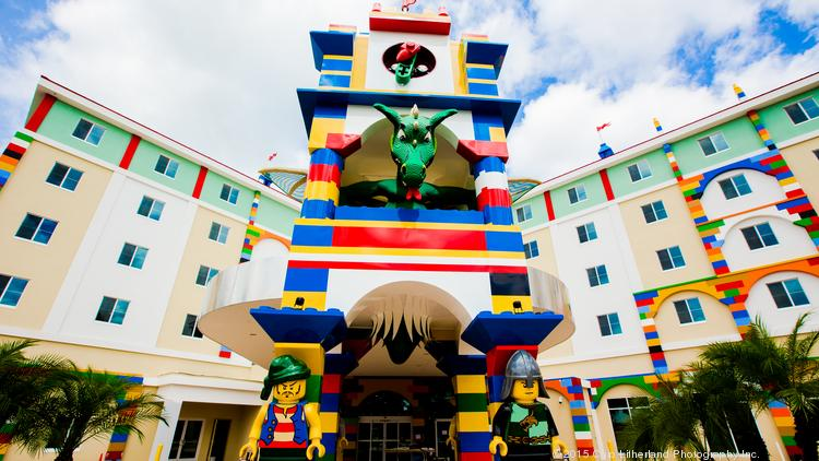 A second hotel is in the works at Legoland Florida.